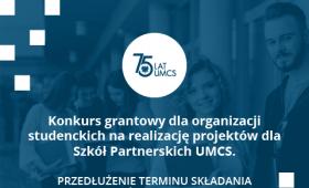 Konkurs grantowy Biura Promocji: wnioski do 9.11.