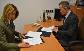 Podpisanie umowy o współpracy z Zespołem Lubelskich...