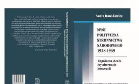 Nagroda im. Profesora Jana Baszkiewicza dla dr hab. Anety...
