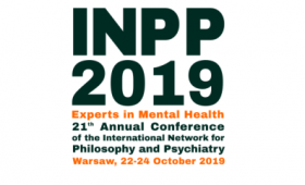 Konferencja INPP 2019 - Experts in Mental Health