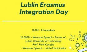 Lublin Erasmus Integration Day