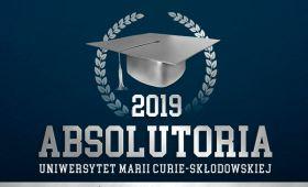 Absolutoria 2019 - zapisy do 10.05.2019 r.
