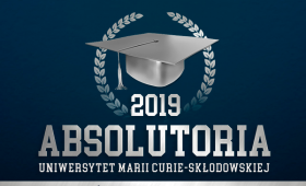 Absolutoria 2019 - zapisy do 10.05.2019r.