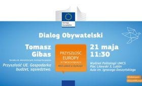 Dialog Obywatelski z Tomaszem Gibasem