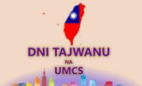 Taiwan Days @UMCS, 16-17.05.2019
