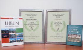 Sukces Wydawnictwa UMCS w konkursie Książka Roku 2018