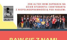 Dzień Studenta i Doktoranta z Niepełnosprawnościami
