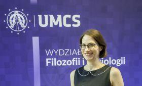 Doktorantka WFiS stypendystką Prezydenta Lublina!
