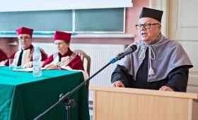 Prof. Michał Śliwa doktorem honoris causa UMCS