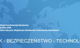 """Konferencja """"Język – Bezpieczeństwo – Technologia"""""""