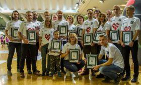 Certificates for MCSU Running Team
