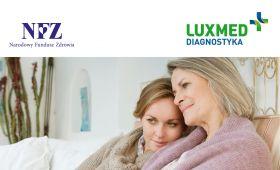 Bezpłatne badania mammograficzne