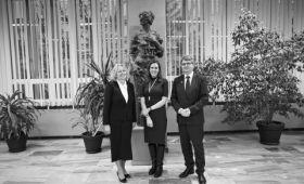 Spotkanie z Konsul Jaime D. Loda na WPiA
