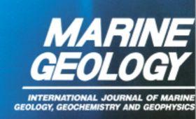 High-scoring publication - Marine Geology