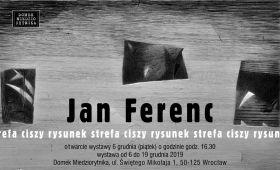 """INVITATION TO EXHIBITION """"Strefa ciszy"""""""