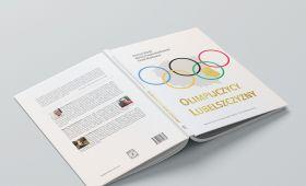 """Promocja książki """"Olimpijczycy Lubelszczyzny"""""""
