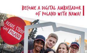 Become a Digital Ambassador of Poland!
