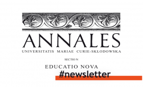 """Educatio Nova"" newsletter - numer 7"
