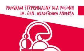 Program stypendialny dla Polonii im. gen. Władysława Andersa