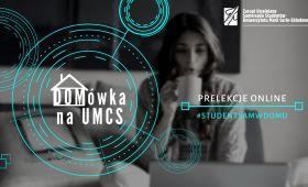 Domówka na UMCS - prelekcje online