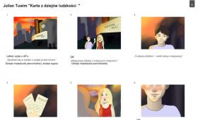 Exhibition of Storyboards