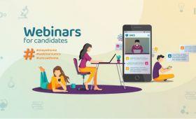 Webinarium dla kandydatów zagranicznych