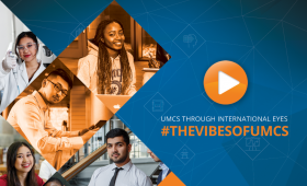 The Vibes of UMCS is back! Episode on the Life of a...