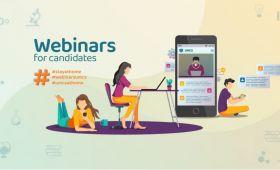 Webinar for Candidates - Admission Procedure