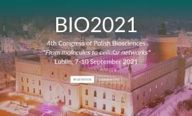Kongres BIO2021 - zmiana terminu konferencji