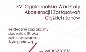 Zaproszenie na Warsztaty w ŚLCJ Uniwersytetu Warszawskiego