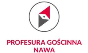 Profesura Gościnna NAWA: 1 edycja