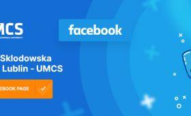 English Facebook Page of Maria Curie-Sklodowska University