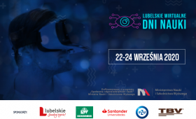 Zaproszenie na Lubelskie Wirtualne Dni Nauki i Wirtualne...