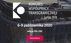 Kongres Współpracy Transgranicznej Lublin 2020