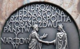 Medal Unii Lubelskiej dla prof. Ewy M. Szepietowskiej
