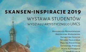 "INVITATION TO EXHIBITION ""Skansen- Inspiracje..."