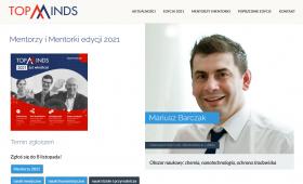 Poznaj Program TopMinds 2021 i naszego mentora