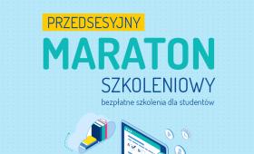 Przedsesyjny maraton szkoleniowy - bezpłatne szkolenia...