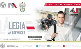 """""""Legia Akademicka"""" – Szkolenie wojskowe dla studentów na..."""