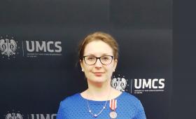 Katarzyna Tyszczuk-Rotko w gronie najmłodszych profesorów...
