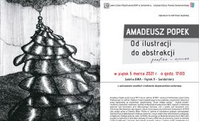 "INVITATION TO EXHIBITION ""Od Ilustracji do..."