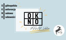 konferencji naukowej OKNO - Ogólnopolska Konferencja...