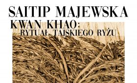 "Invitation to exhibition ""Kwan Khao"" by Saitip..."