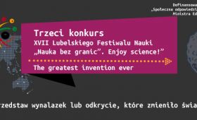 III Konkurs - The greatest invention ever