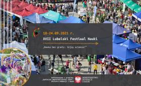 Konkursy Lubelskiego Festiwalu Nauki 2021 dla uczniów...