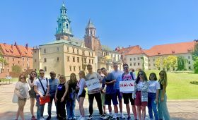 Integracyjny wyjazd studentów zagranicznych UMCS do...