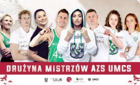 Studentki UMCS powalczą o medale igrzysk olimpijskich!