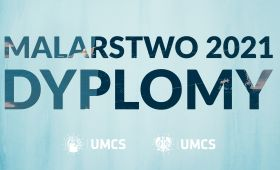 Zaproszenie na wystawę dyplomów malarskich 2021