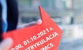 Immatrykulacja studentów I roku studiów stacjonarnych I...
