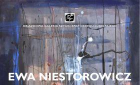 """Invitation to exhibition by dr Ewa Niestorowicz """"O..."""